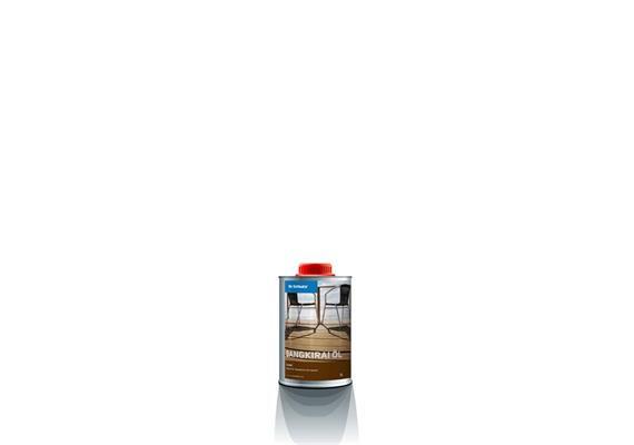 Bangkiraiöl Neu (braun gefärbt) 1l