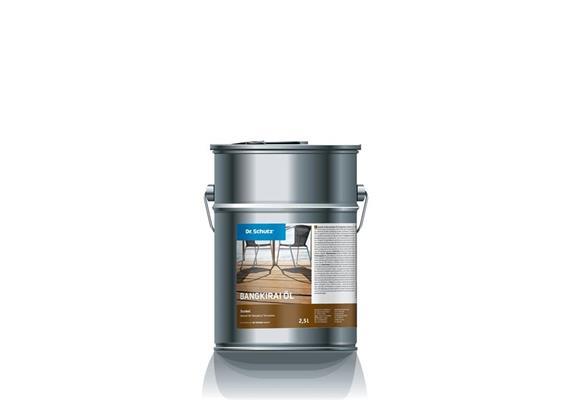 Bangkiraiöl Neu (braun gefärbt) 2.5l