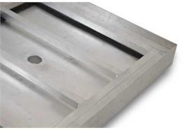 Basic Line Aluminium Wanne