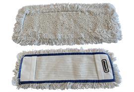 Baumwoll-Bezug mit Taschen 40cm für Profi-Wischmopp