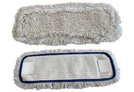 Baumwollmop mit Laschen 50cm