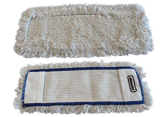Baumwollmop mit Taschen 50cm