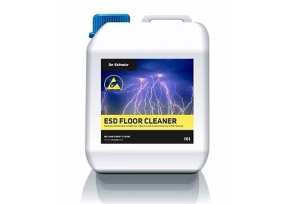ESD Floor Cleaner 10l