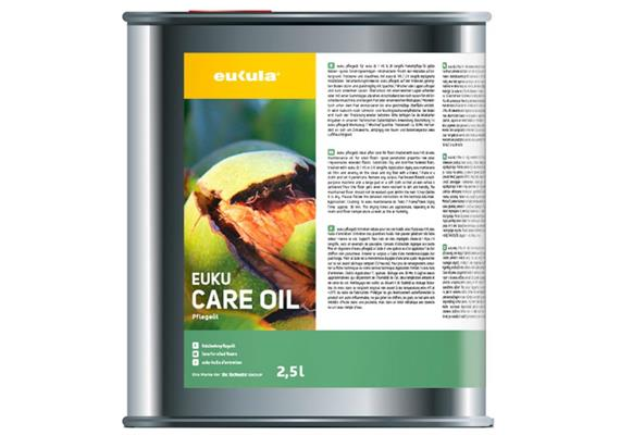 Euku care oil, Pflegeöl 1l