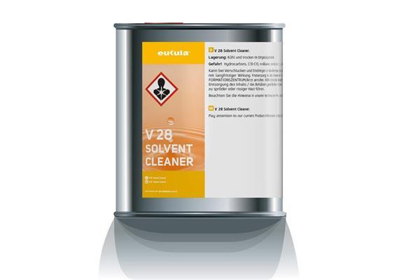 Eukula V28 Solvent Cleaner 2.5l
