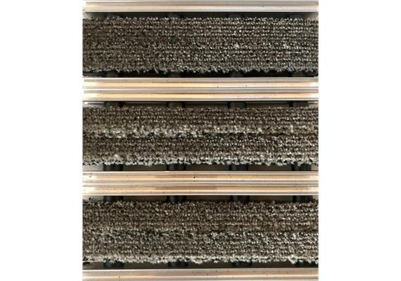 Floor-Mat Tire Guard doppelte offene Konstruktion