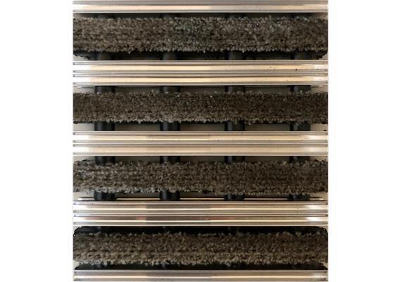 Floor-Mat Tire Guard einfache offene Konstruktion