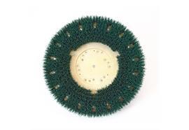 Grit-Bürste grün,, 410 mm, für Numatic/Cleanfix