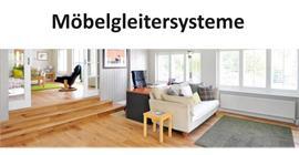Möbelgleitersysteme