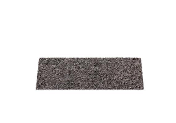 Pad grau PU-Sanierungspad, 25 x 12 cm