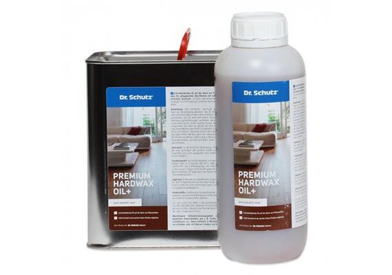 Premium Hardwachs-Oil + seidenmatt 1l