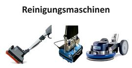 Reinigungsmaschinen