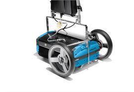 Rotowash Transportwagen (Batteriemaschine)