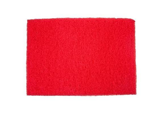 Superpad rot zu Edge + Floor Sander 335 x 485 mm
