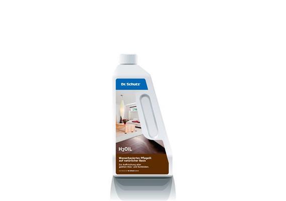 CC-H2OIL. huile d`entretien basée de l`eau, blanc 750ml