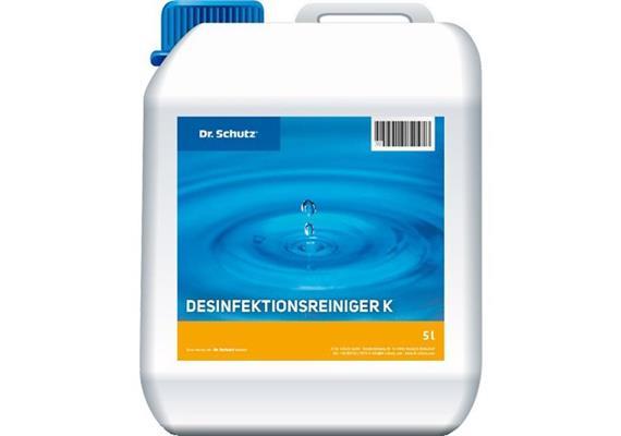 CC-Nettoyant désinfectant 5l
