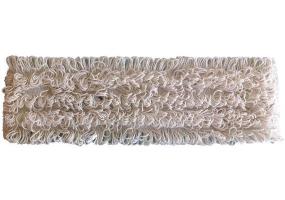 frange en cotton avec velcro 42 cm