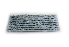 Frange en cotton sans noeud 41/45 cm