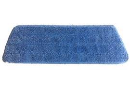 frange en microfibre avec velcro 42 cm
