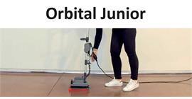 Machines de nettoyage - Orbital Junior