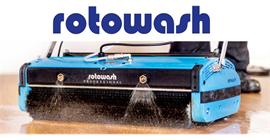 Machines de nettoyage Rotowash