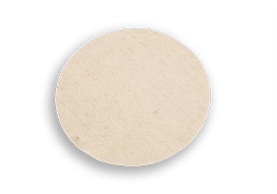 Pad de laine pour huiler Ø 305 mm