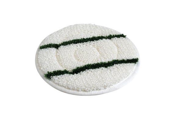 pad micro-fibre la nettoyage de tapis à sec Ø 305 mm