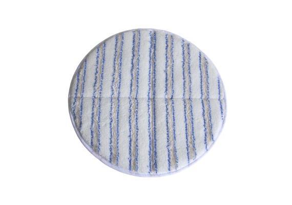 pad micro-fibre pour la nettoyage des carrelages Ø 305 mm