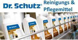 Produits de nettoyage et d'entretien Dr. Schutz