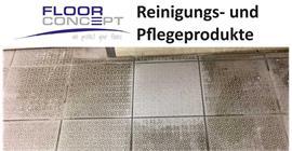 Produits de nettoyage et d'entretien Floor Concept