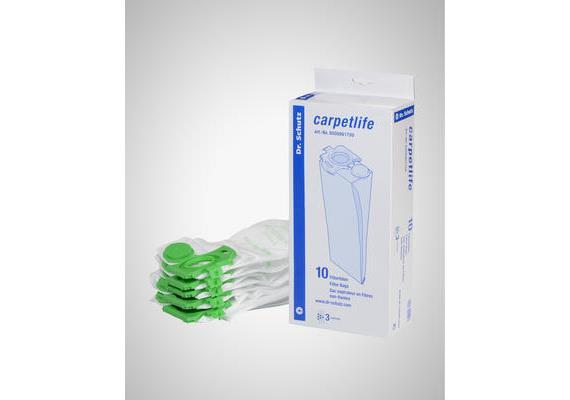 sac à poussière pour Carpetlife aspirateur 310/370