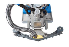 Suceur concave pour Floor Sander